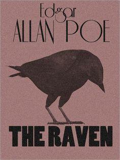 The raven. Edgar Allan Poe.
