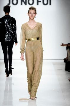Jo No Fui - Milan Fashion Week S/S '13