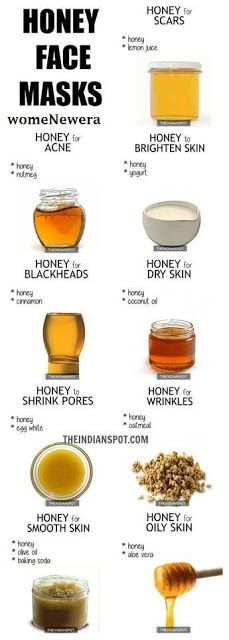10 Simple Honey Face Masks for every skin problems.How To Get Rid Of Acne In A W., Beauty, 10 Simple Honey Face Masks for every skin problems.How To Get Rid Of Acne In A Week Beauty Tips For Face, Beauty Secrets, Beauty Products, Beauty Ideas, Natural Products, Facial Products, Face Tips, Face Beauty, Beauty Makeup