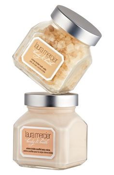 Laura Mercier 'Crème Brûlée' Body & Bath Duet available at #Nordstrom