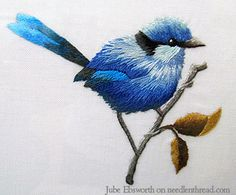 From Long & Short Stitch to Needle Painting