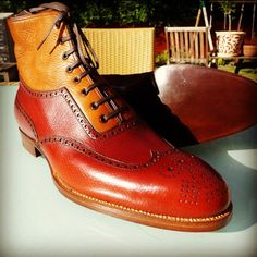 http://chicerman.com  ascotshoes:  Can you name the maker of this hand made boots? I Ascot Shoes is a British based shop specialising in hand made Vass Shoes. Email Sammy for advice on Sizing Fitting & Made To Order Prices.  Ascotshoes@outlook.com   Whatsapp: 447970164988  Vass MTO Prices from USD $695  #sartorial #finestshoes #shoegazing #shoeporn #killerheels #highendshoes #handwelted #ascotshoes #classicshoes #cigarporn #englishshoes #mensfashion #rollsroyce #dandy #watchporn #bespoke…