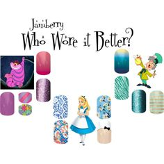 Jamberry Alice in Wonderland Jamberry Disney, Jamberry Party, Disney Nails, Jamberry Nail Wraps, Shellac Nail Polish, Gel Nails, Nail Art Studio, Healthy Nails, Color Street Nails