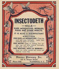 Vintage Poison Labels - Spookshows.com