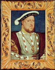 ARS ET CULTURE - King Henry VIII Wives Of Henry Viii, King Henry Viii, Tudor History, British History, Asian History, Heinrich Viii, Tudor Monarchs, Hans Holbein The Younger, Oak Panels