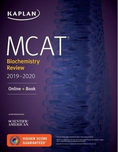 MCAT Biochemistry Review 2019-2020 --- mebooksfree.com