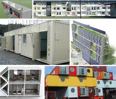 20 Shipping Container Cities, Apartments and Emergency Shelters | WebUrbanist