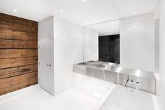 bon enchainement lavabo et baignoire (robinetterie intergrée ds paillasse) +++ pour alternative 2 de ch 2