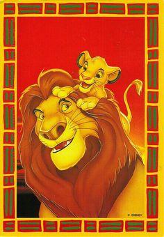 Mufusa & Simba