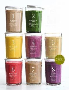 Kickstart your day with a healthy smoothie. There are so many combinations: http://lifecare.eu.com/