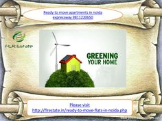 Ready to move 9811220650 apartments in noida, ready to move flats in noida expressway by Rajesh Kumar via slideshare
