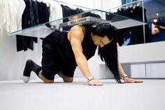 Преклоняя колени: Рик Оуэнс открыл новый магазин | Intermoda.Ru - новости мировой индустрии моды и России