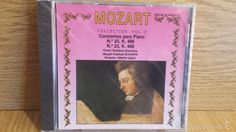 MOZART COLLECTION. VOL. 12. CONCIERTOS PARA PIANO. CD / DIVUCSA - PRECINTADO.