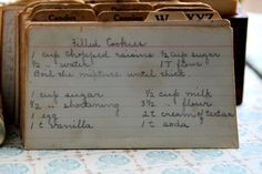Vintage recipe for Filled Cookies perfect for any Christmas or holiday party