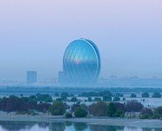 Aldar Headquarters Building, Al Raha Beach, Abu Dhabi   MZ Architects (2010)