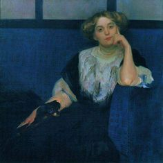 Otto Friedrich - Elsa Galafrés. 1908