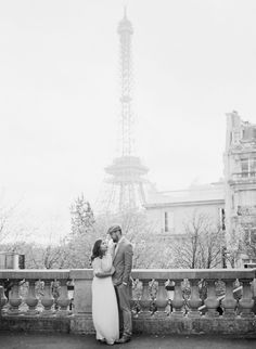 Anniversary couple session Paris by Harriette Earnshaw Photography Eiffel tower in the background Black and white film photography Engagement Couple, Engagement Session, Paris Couple, Romantic Anniversary, Romantic Couples, France Travel, Film Photography, Paris Skyline, Tower