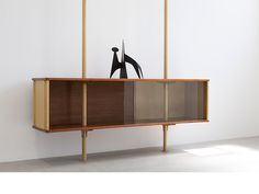 Galerie Patrick Seguin – Jean Prouvé, Charlotte Perriand and Pierre Jeanneret Sideboard Furniture, Cool Furniture, Modern Furniture, Furniture Design, Jean Prouve, Fashion Wallpaper, Wallpaper Magazine, Charlotte Perriand, Mid Century Modern Design