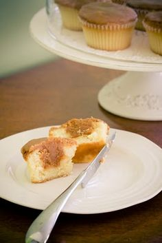 Caramel Cake Cupcakes Inspired by The Help