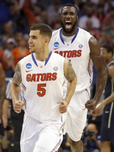 2014-03-30 Scottie Wilbekin Patric Young  FINAL FOUR!