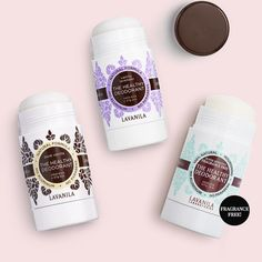 Sweating is totally natural, no need to hide it! Keep odor at bay with these natural, cruelty-free, vegan deodorants!