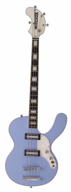 MUSICVOX Spaceranger Limited Custom Bass Fresh Blue