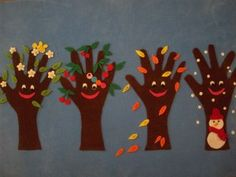 Spring Craft Ideas for Kids - Preschool and Kindergarten Summer Crafts, Fall Crafts, Halloween Crafts, Class Decoration, School Decorations, Art For Kids, Crafts For Kids, Arts And Crafts, Puppet Crafts