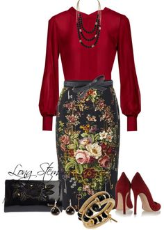 Style with Skirt