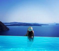San Antonio luxury suites, Santorini, Greece