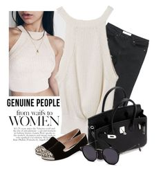 """genuine-people"" by biljana-miric-ex-tomic ❤ liked on Polyvore featuring Miu Miu and Genuine_People"