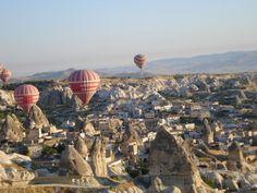 Una escursione in mongolfiera sulla Cappadocia da lasciare senza fiato!