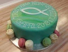 Konfirmations- Torten - cakewishesbakerys Webseite! Macarons, Dairy, Cheese, Food, First Communion, Goodies, Pies, Website, Essen