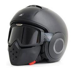 Shark Raw Helmet - Matte Black