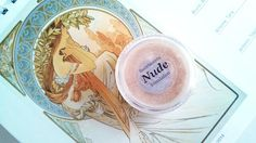 Мінеральна пудра Sweetscents Nude mineral powder #magicminerals #beautyblogger #powder #organic