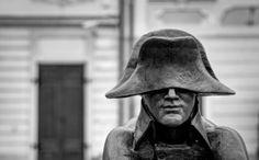 Vader fashion by Hector Yep on Statue in Bratislava, Slovakia Napoleon, All Over The World, Statues, Bratislava Slovakia, Country, Fashion, Moda, Rural Area, La Mode