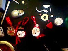 ▶ Tea Light ornaments - YouTube