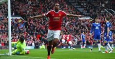 Manchester United 1 Everton 0: Anthony Martial keeps hope AliveEchoing latest football gist
