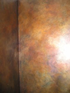Faux Painting Walls beautiful faux finish. get the looktroweling fine stone and