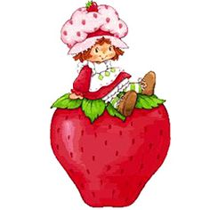 Strawberry Shortcake, que buen recuerdo de mi infancia!