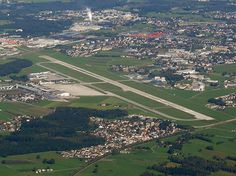 Salzburg Airport Information and Transfer Page