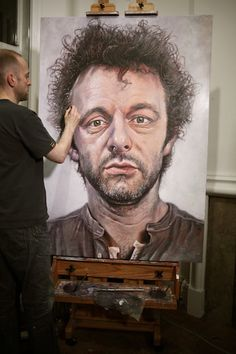 Is there anything that Derren Brown can't do? http://www.artistsandillustrators.co.uk/how-to/Portraits-Figurative/1254/how-to-paint-like-derren-brown