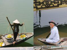 Hoi An Vietnam - Life Abundant Blog, Hoi An Vietnam, Best places to visit in Hoi An Vietnam, Hoi An Photography, Hoi An Vietnam Travel Tips, Hoi An boats, Vietnamese boats