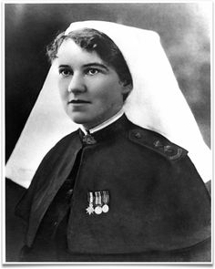 Sister Elizabeth Kenny: Australian pioneer of physical therapy for Polio victims.