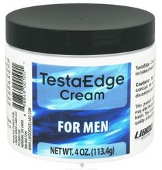 Libido Edge Testosterone Cream