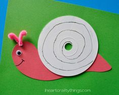 Pokey CD Snail