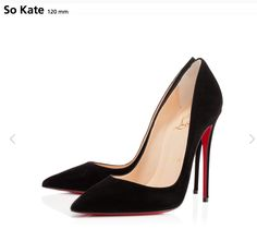 it was meant to be  so kate louboutin