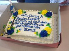 @abobrow's birthday cake!