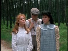 Anne of Green Gables: Anne, Gilbert, and Dianna - This is one of my favorite movie and book series! <3