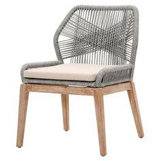 Orient Express Furniture New Wicker Loom Arm Chair - Set of 2 - SRI326