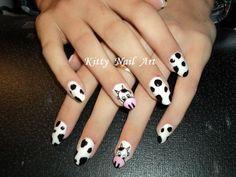 Black And White Manicure Ideas - Fashion Diva Design